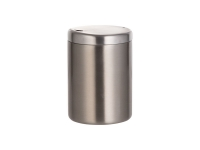 10oz/300ml Sublimation Stainless Steel Lowball Glass (Silver)