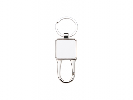 Sublimation Hanging Keyring (3*7cm)