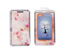 iPhone 4 / 4s Cover Box (Plastic, Clear)