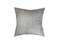 Sublimation Leathaire Pillow Cover (40*40cm, Dark Grey)